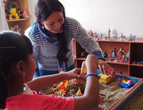 Child Abuse: healing through play